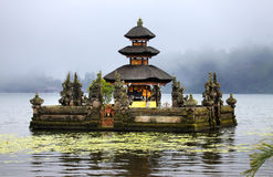 Ulun danu bedungul Stock Photo