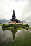 Ulun Danu Bedungul Royalty Free Stock Photography