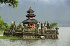Ulun Danu Bedungul Royalty Free Stock Photos
