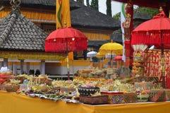 Ulun Danu Beratan świątynia Bali Obraz Stock