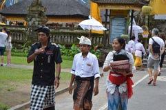 Ulun Danu Beratan świątynia Bali Fotografia Royalty Free