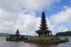 Ulun Danu Beratan Temple Royalty Free Stock Photo