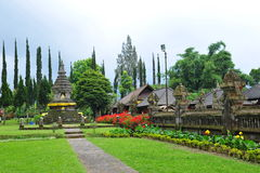 Ulun Danu Beratan Temple in Bali Royalty Free Stock Image