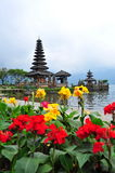 Ulun Danu Beratan Temple in Bali Royalty Free Stock Photography
