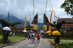 Ulun Danu Beratan Temple Bali Royalty Free Stock Image