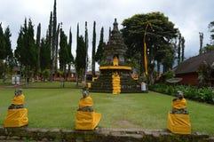 Ulun Danu Beratan Temple Bali Stock Photos