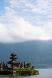 Ulun Danu Beratan temple, Bali, Indonesia Royalty Free Stock Photography