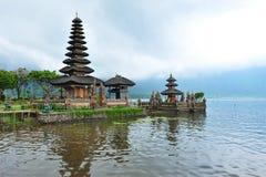 Ulun Danu Bratan temple in Bali Stock Photos