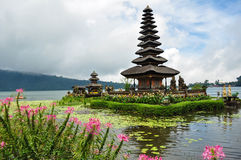Ulun Danu Bratan Temple Royalty Free Stock Photo