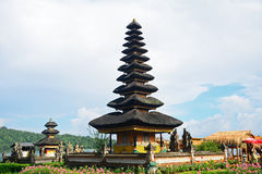 Ulun Danu Hindu temple, Bedugul, Bali, Indonesia Stock Photos