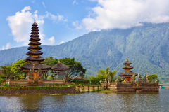 Ulun Danu Stock Photo