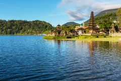Ulun Danu Royalty Free Stock Photography