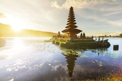 Ulun Danu Royalty Free Stock Images