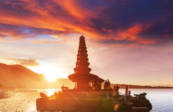 Ulun Danu Royalty Free Stock Photos
