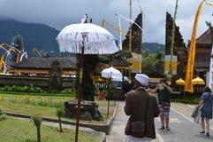Ulun Danu Tempel Bali Lizenzfreies Stockbild