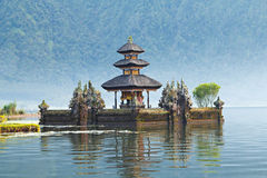 Ulun Danu temple Stock Photography