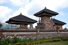 Ulun Danu temple Royalty Free Stock Photography