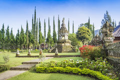 Ulun Danu temple Royalty Free Stock Photo