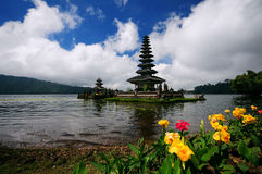 Ulun Danu Temple Bali Royalty Free Stock Photos