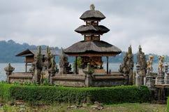 Ulun danu temple Royalty Free Stock Photo