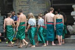 Ulun Danu Temple Bali Royalty Free Stock Photography