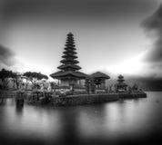Ulun Danu Temple Bali Stock Images