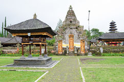 Ulun Danu Temple, Bali, Indonesia Stock Photo