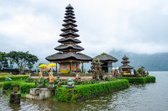 Ulun Danu Temple, Bali, Indonesia Stock Photography