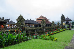 Ulun Danu Temple, Bali, Indonesia Royalty Free Stock Photography