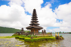 Ulun Danu temple in Bali island, Stock Photo