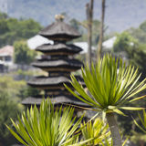 Ulun Danu temple Beratan Lake in Bali Indonesia Royalty Free Stock Image
