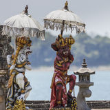 Ulun Danu temple Beratan Lake in Bali Indonesia Stock Photography