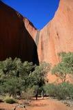 uluru βράχου της Αυστραλίας Ayre Στοκ Φωτογραφία