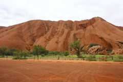 Uluru Royalty Free Stock Images