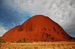 Uluru Lizenzfreies Stockfoto