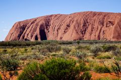 Uluru Royalty Free Stock Photography