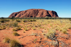 Uluru photos stock