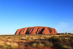 Uluru Fotos de Stock Royalty Free