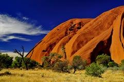 Uluru Royalty-vrije Stock Fotografie