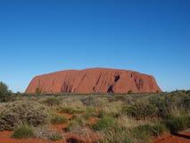 Uluru Στοκ Εικόνα