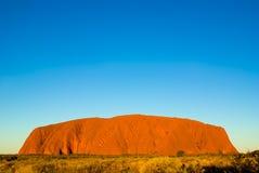 Uluru Stockbild