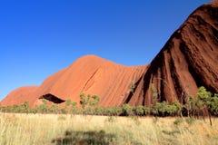 Uluru Royalty-vrije Stock Foto