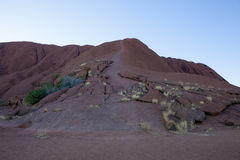 uluru stockfotos