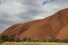 Uluru Australia Fotos de archivo libres de regalías
