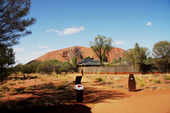 Uluru Australia Royalty Free Stock Photo