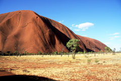 Uluru Australia Royalty Free Stock Image