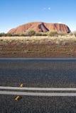 Uluru, Ayers Felsen, Nordterritorium Stockfoto