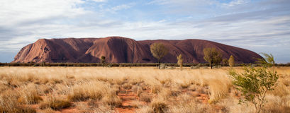 Uluru - Ayers Rock Royalty Free Stock Images
