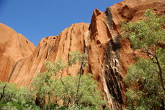 Uluru (Ayers Rock), Australia Stock Photography
