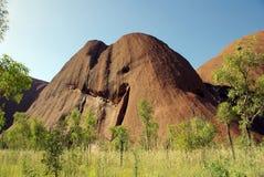 Uluru (Ayers Rock), Australia Stock Photography